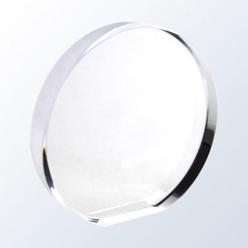 Acrylic Circle Award small