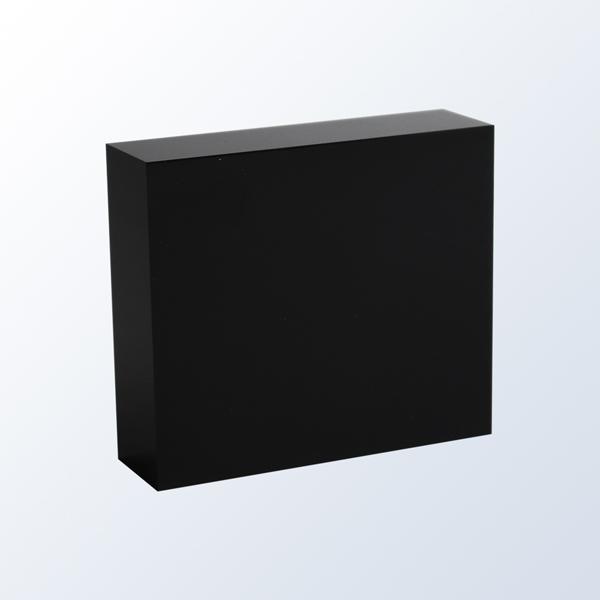 Acrylic Black block