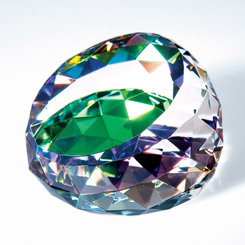 Gem-Cut Round - Colour