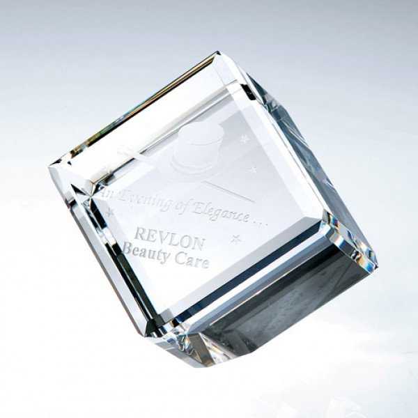 Beveled Diamond Cube X-Small