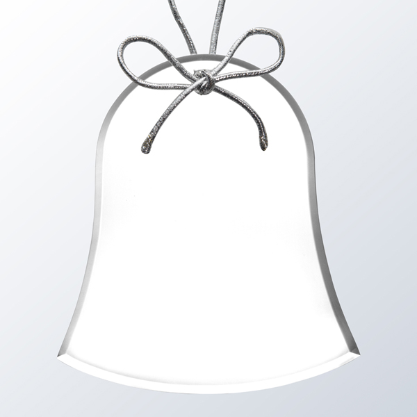Acrylic Bell ornament