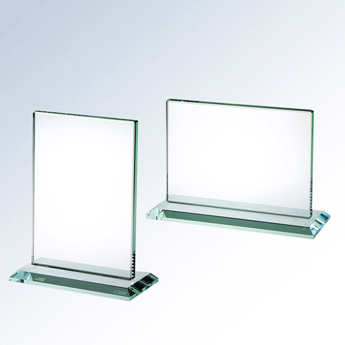 Rectangle Polished Tablet - Square