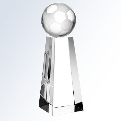 Championship Soccer Trophy Medium