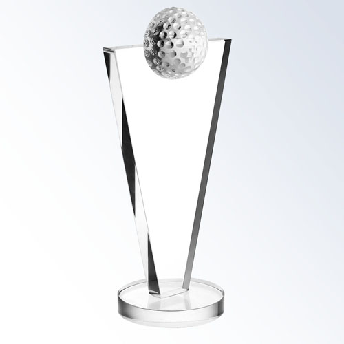 Success Golf Award Medium