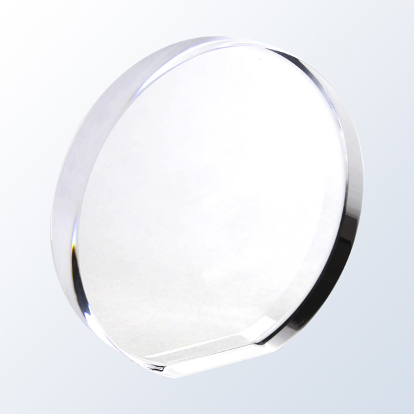 Acrylic Circle Award small