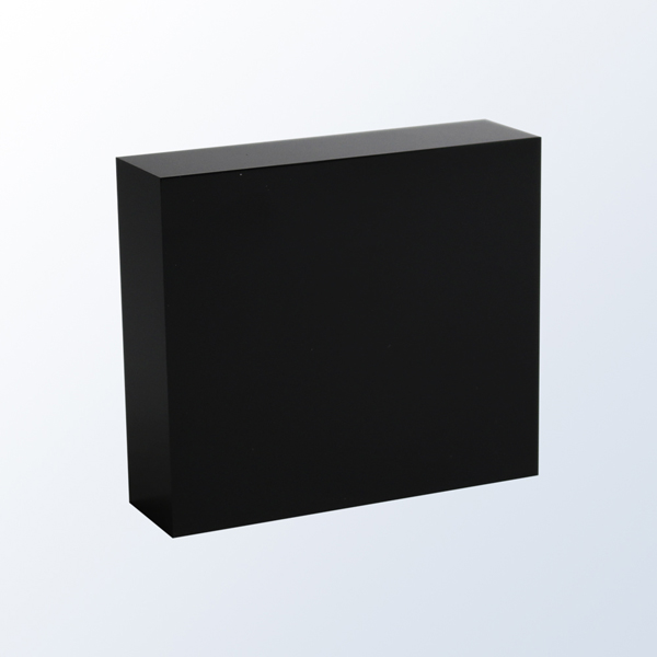 Acrylic Black block